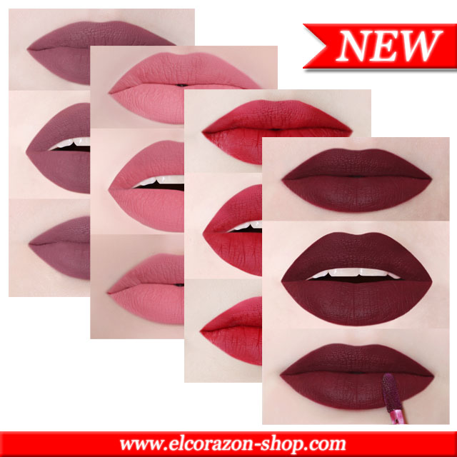 New! El Corazon Liquid Matte Lipsticks!