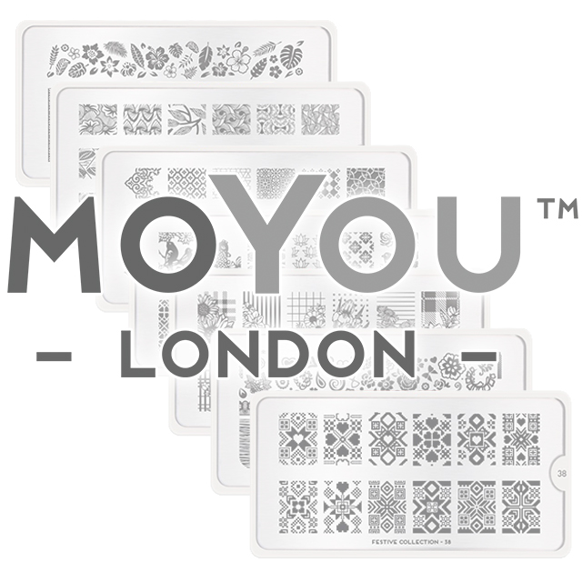 New MoYou London stamping plates