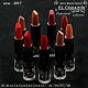 New colors of El Corazon Matte Mineral lipstick!