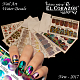 New! El Corazon Water decals with foil!