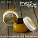 New! 100% natural El Corazon Orange butter!