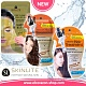 SKINLITE new products: masks for face and hair!
