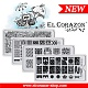 NEW! El Corazon stamping plates!