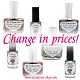 Change in prices!