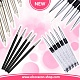 New! Silicone brushes and nail art brushes