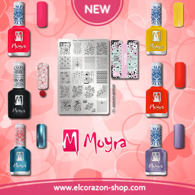 New from Moyra!