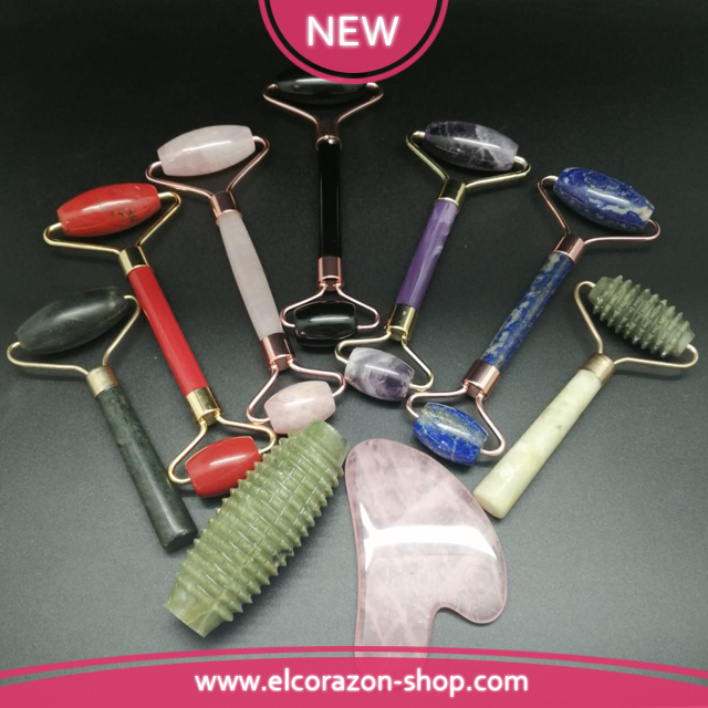 New massagers made from natural stones!