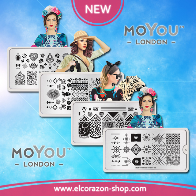 New from MoYou London!