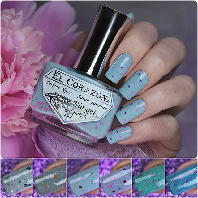 "New El Corazon Active Bio-gel ""Dreams of the Cadillac"" collection!"