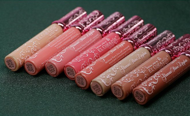 New Glamour Shine Lip Gloss