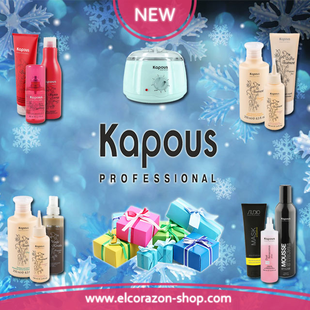 New from Kapous!