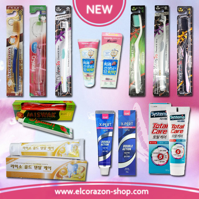 Korean oral care