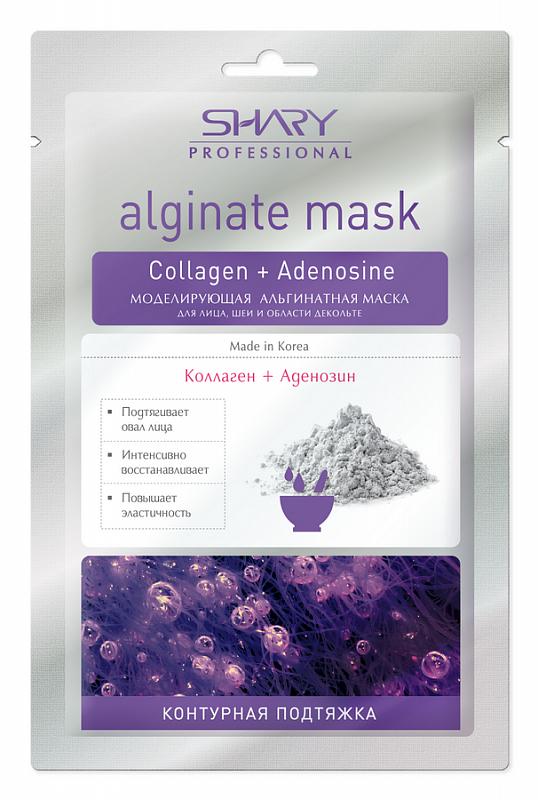 Каталог SHARY Альгинатная маска «Контурная подтяжка