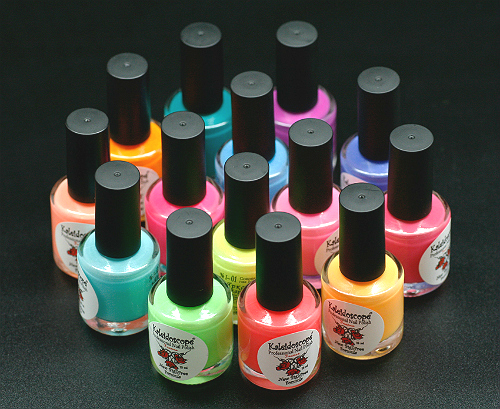 I'm Bright - new nail polish collection