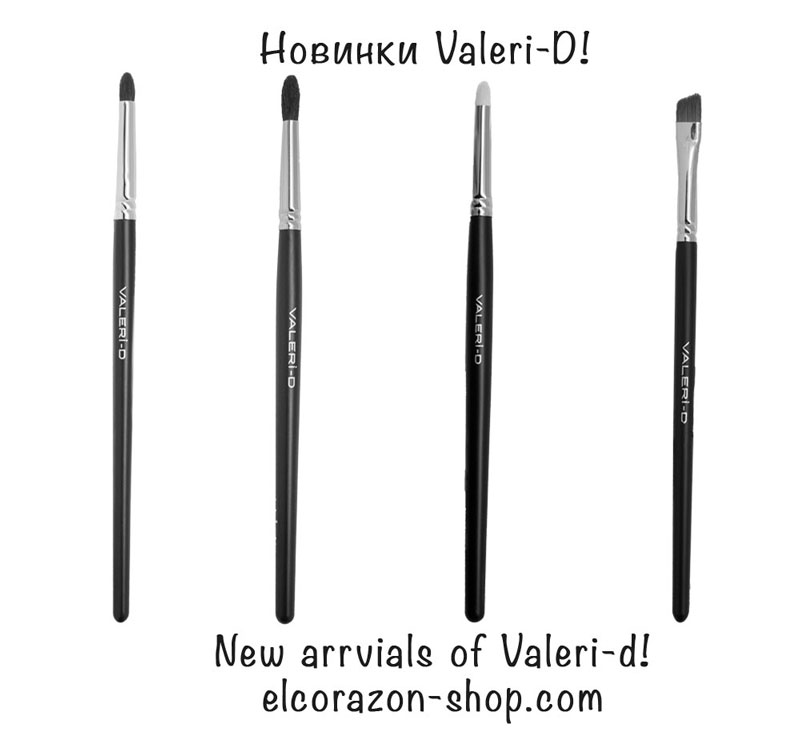 New arrivals of VALERI-D!!!