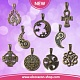 New! Pendants-amulets bringing good luck !!!