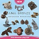 New designer accessories for jewelry from Anna Bronze!
