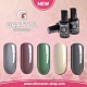 New shades of Gel Polish from the brand Grattol !!!