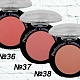 Three new shades of blush by EL Corazon!